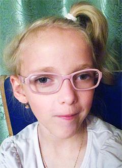 Аня Леман, 8 лет, детский церебральный паралич, требуется лечение. 199740 руб.