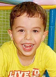 Максим Киндрук, 3 года, последствия раннего органического поражения головного мозга, требуется лечение. 199620 руб.
