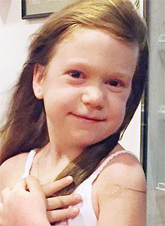 Лера Черепахина, 6 лет, врожденный гиперинсулинизм, требуется лекарство. 110670 руб.