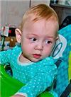 Мирослава Шилова, полтора года, синдром короткой кишки, требуется парентеральное (внутривенное) питание и лекарства. 1165548 руб.