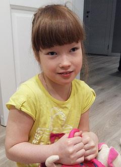 Аня Паршина, 10 лет, детский церебральный паралич, требуется велотренажер. 324307 руб.