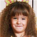 Арина Дмитриенко, расщелина нёба, недоразвитие верхней челюсти, сужение зубных рядов, нёбно-глоточная недостаточность, требуется лечение, 226000 руб.