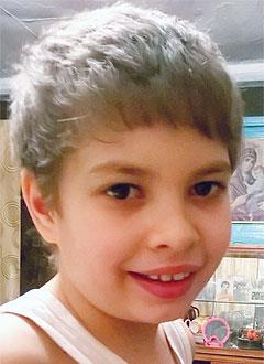 Руслан Иванов, 11 лет, задержка психоречевого развития, требуется курсовое лечение. 190800 руб.
