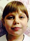 Ксения Маленко, 13 лет, синдром Шерешевского – Тернера (генетическая аномальная низкорослость), требуется лекарство. 400365 руб.