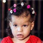 Галя Проскова, детский церебральный паралич, синдром Паллистера – Киллиана, требуется лечение, 199430 руб.