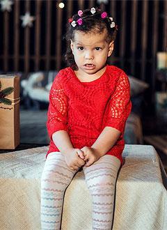 Галя Проскова, 7 лет, детский церебральный паралич, синдром Паллистера – Киллиана, требуется лечение. 199430 руб.