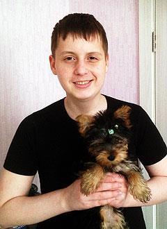 Саша Еропунов, 17 лет, злокачественная опухоль головного мозга – медуллобластома, требуется лекарство. 22180 руб.