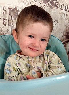 Миша Иванов, 2 года, туберозный склероз, симптоматическая мультифокальная эпилепсия, требуется лекарство. 323221 руб.