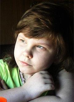 Вика Царевская, 11 лет, детский церебральный паралич, требуется лечение. 199430 руб.