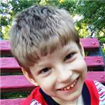 Сережа Мельников, детский церебральный паралич, спастический тетрапарез, требуются ортопедические ходунки, 123365 руб.