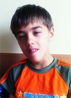 Даня Япаров, 14 лет, детский церебральный паралич, требуется лечение. 199430 руб.