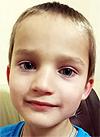 Лева Курушин, 5 лет, врожденная правосторонняя косолапость, рецидив, требуется лечение. 103607 руб.