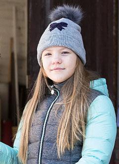 Ксюша Никитина, 10 лет, врожденный порок сердца, спасет эндоваскулярная операция, требуется окклюдер. 253997 руб.