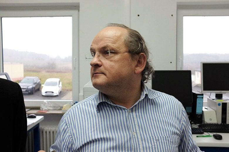 5. Доктор Вольфганг Петер, глава отдела NGS лаборатории Фонда Стефана Морша