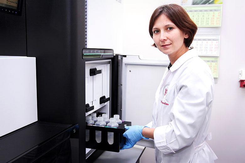Старший научный сотрудник лаборатории Института фундаментальной медицины ибиологии КФУ Елена Шагимарданова